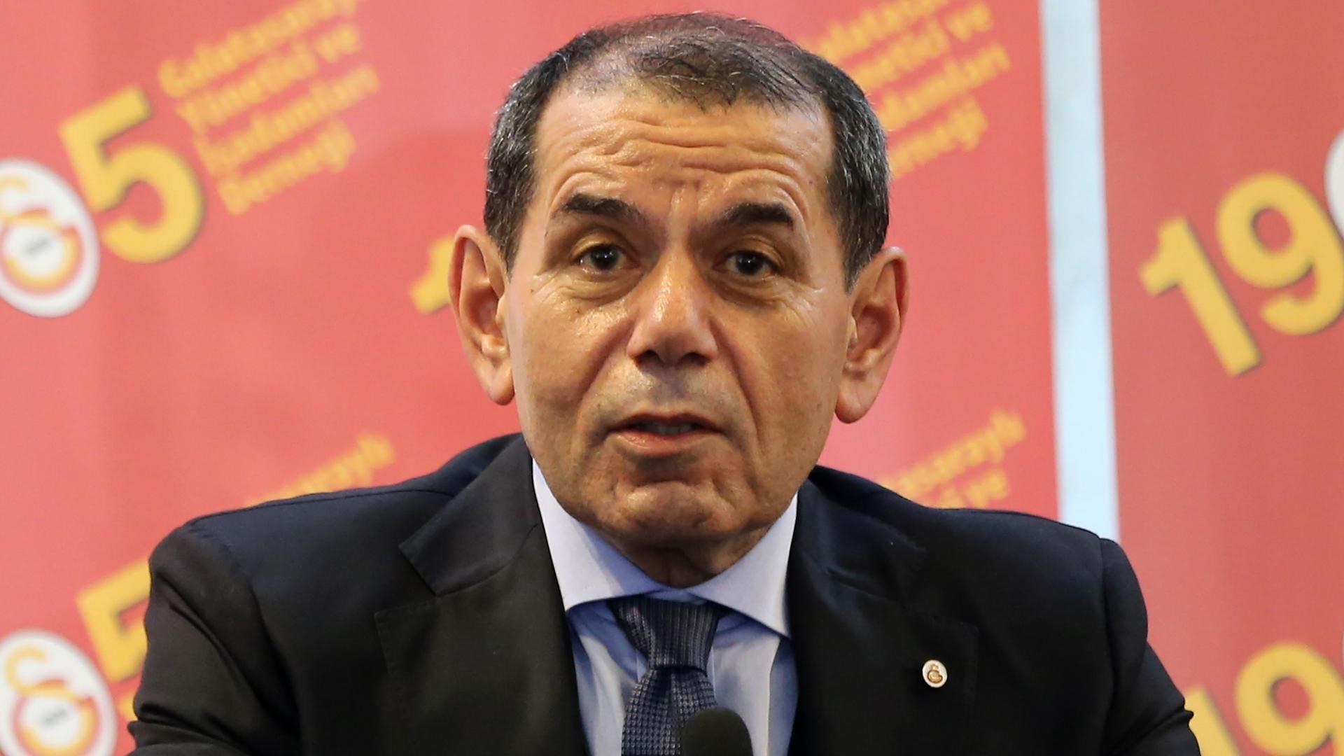 Dursun Özbek: Galatasaray'ın hakkı yenmiştir