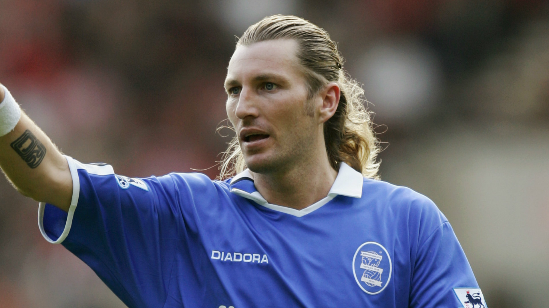 Robbie Savage Birmingham City