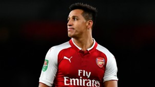 Alexis Sanchez Arsenal 2017