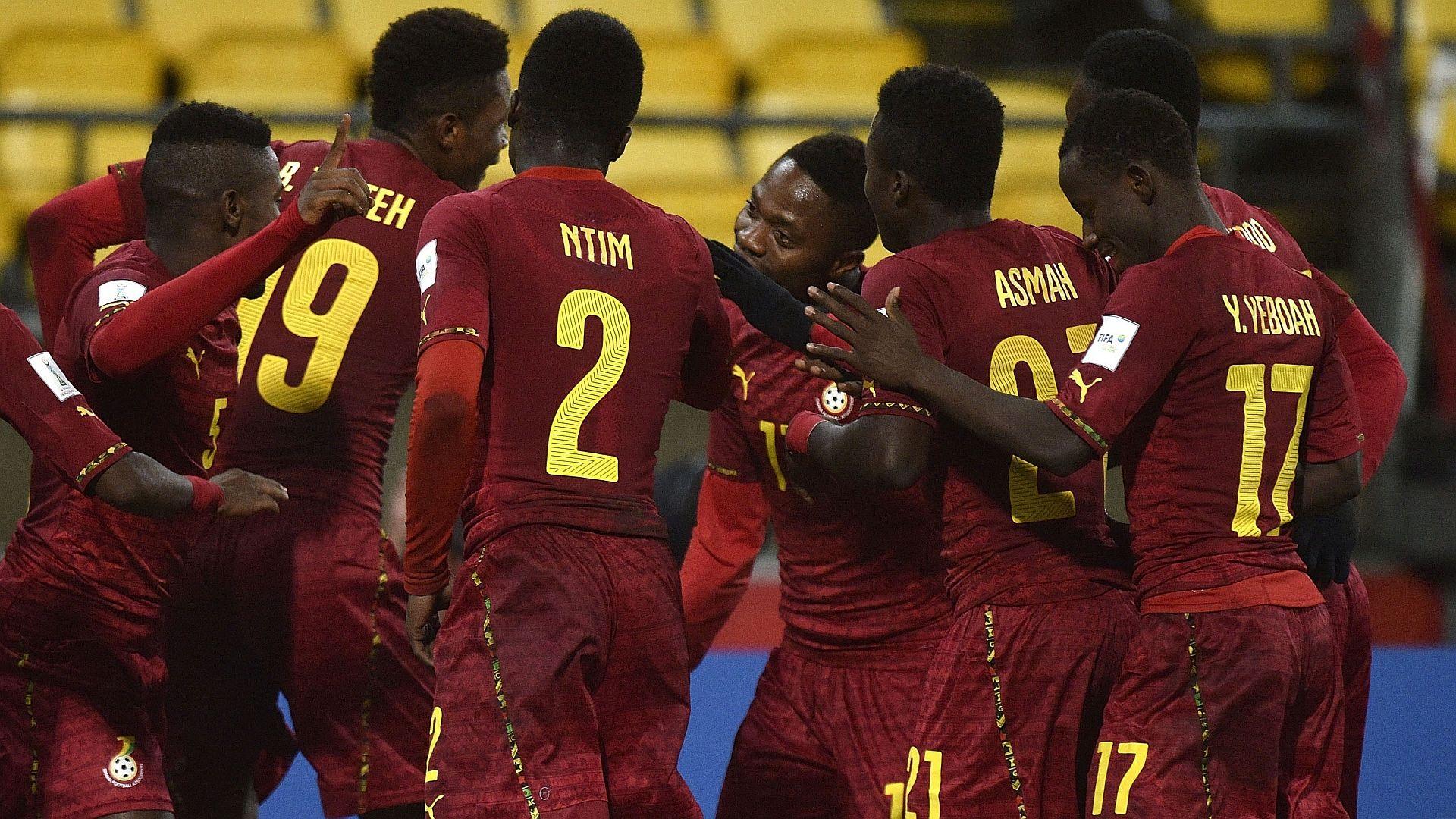 African Games: Ghana 2-1 Burundi - Black Satellites fly high in tournament opener