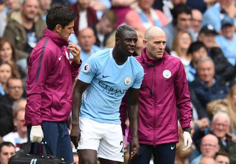 Man City fear Mendy ligament damage