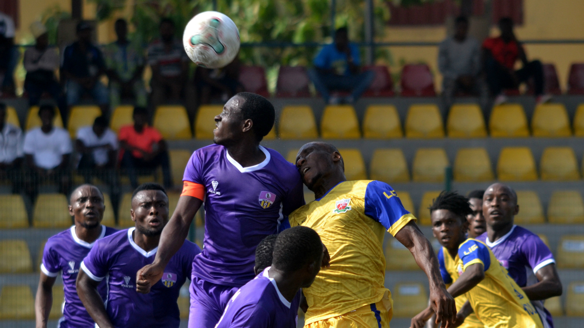 NPFL Transfers: MFM confirm captain Austin Opara is joining Enyimba