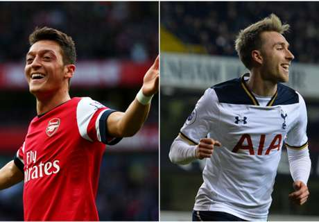 LIVE: Arsenal vs Tottenham Hotspur