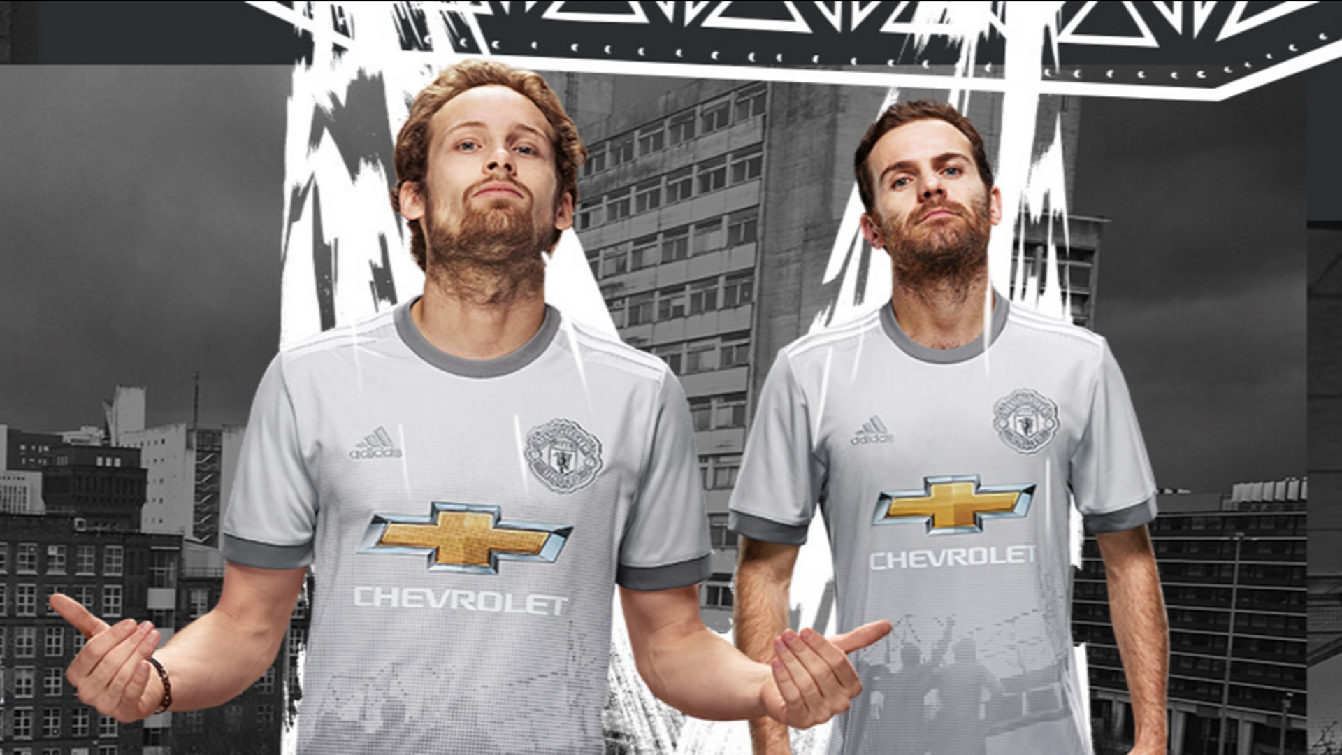Manchester United Third Kit 2017/18