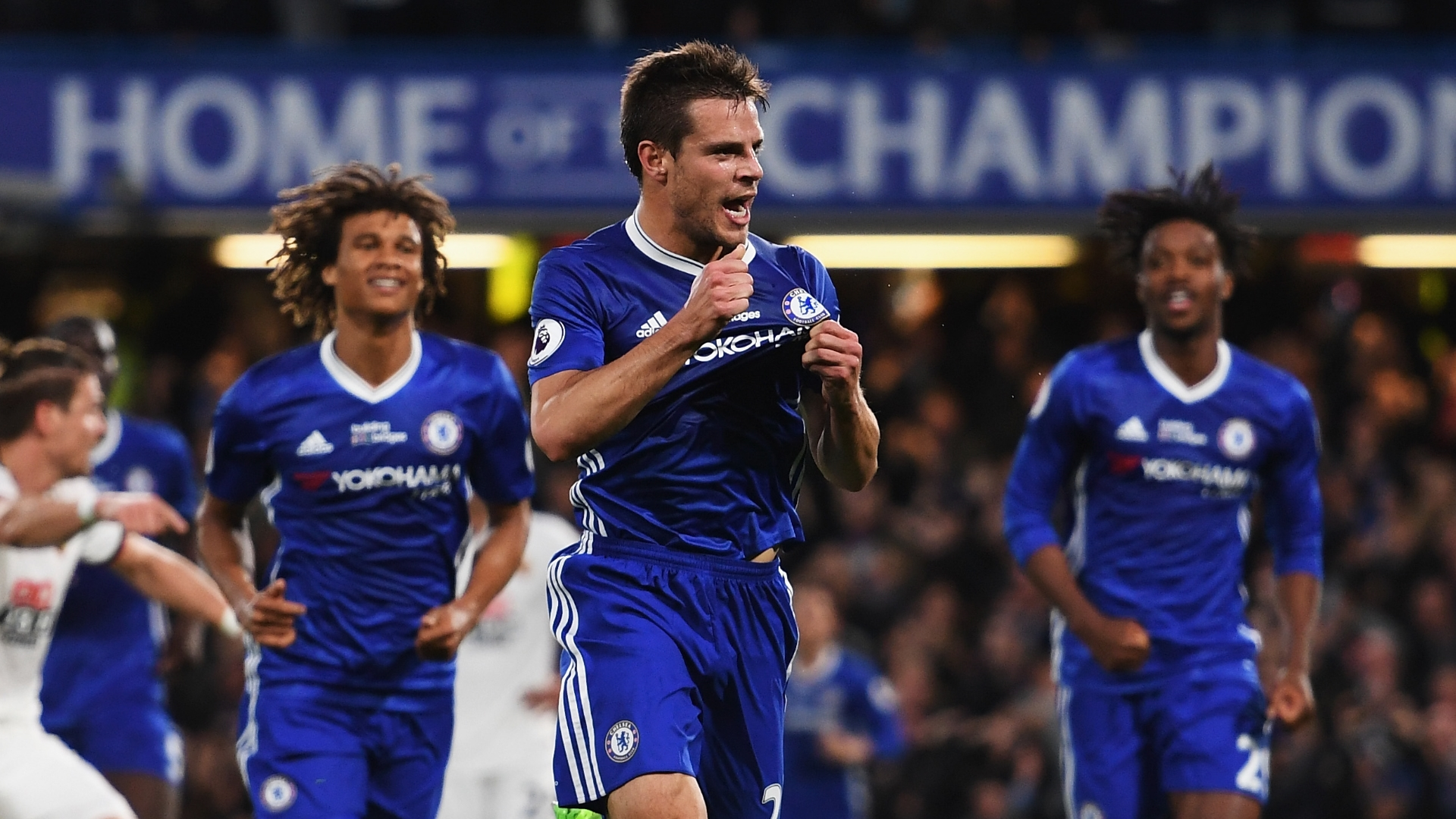 Antonio Conte Cesar Azpilicueta would be ready to play in goal if