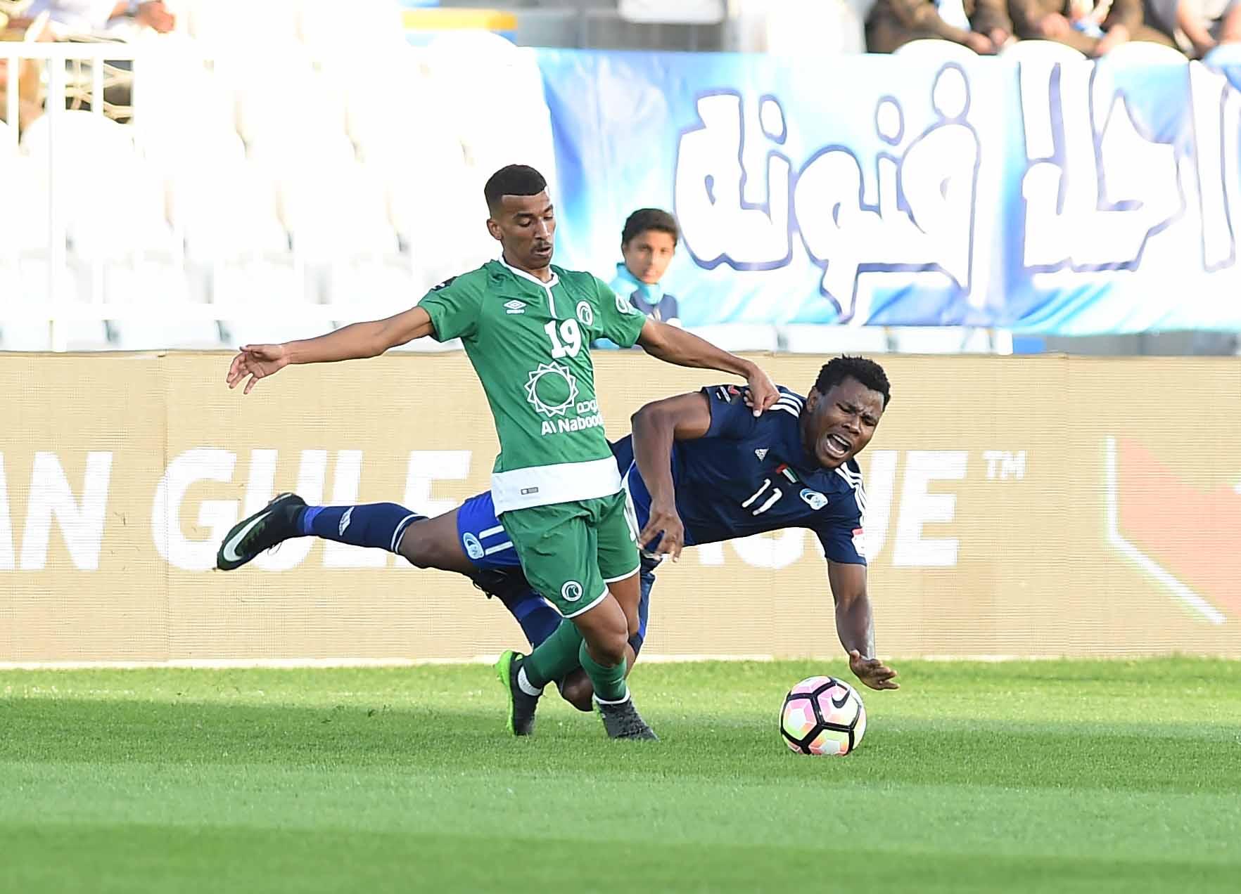 Baniyas vs Shabab AGL 16 2016-17