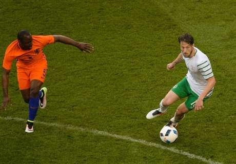 Belanda Nyaris Kalah Di Irlandia