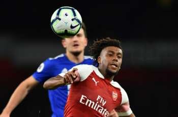 'Good chemistry' rubbing off 'confident' Arsenal - Alex Iwobi on winning spree