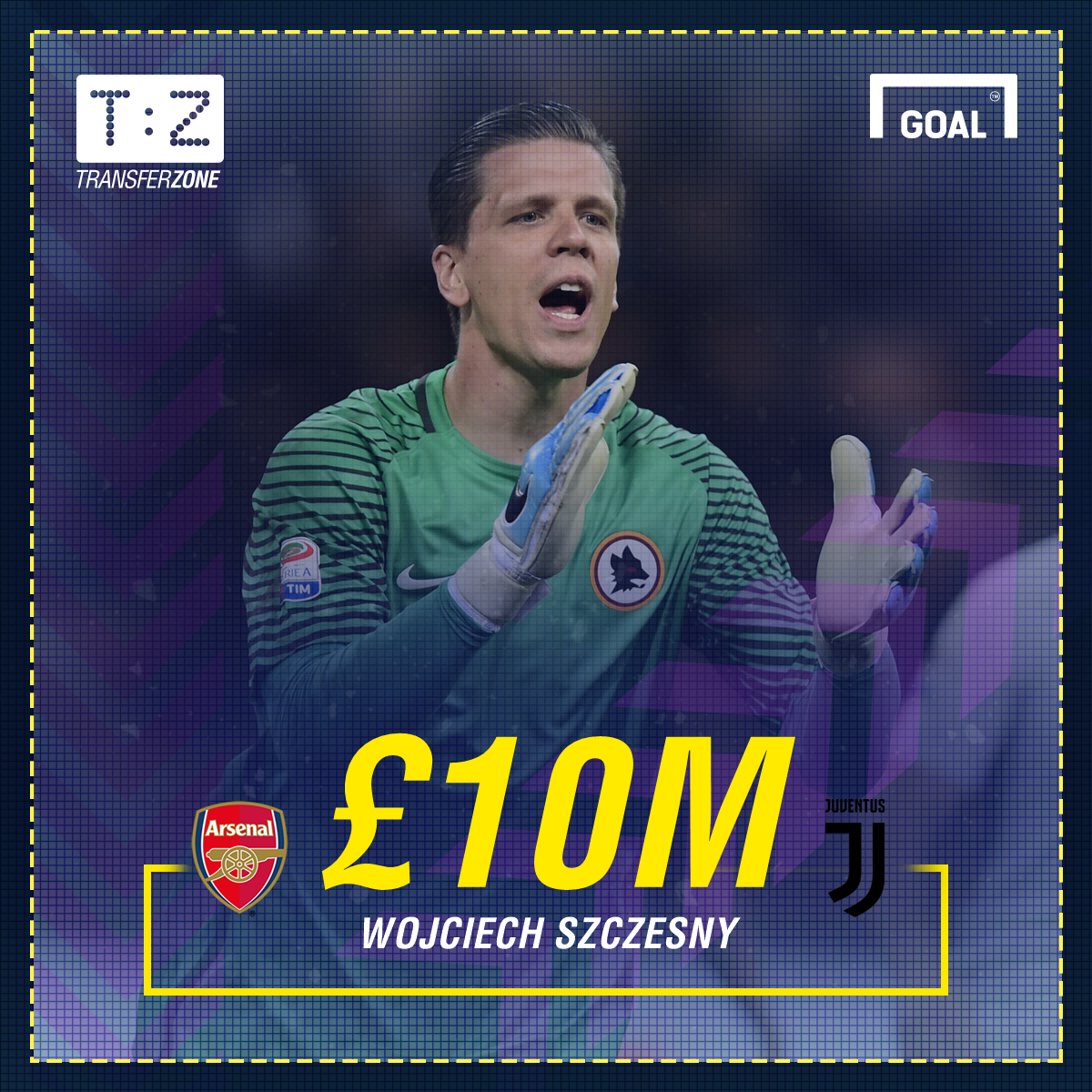 Juventus to complete signing of £10m Arsenal outcast