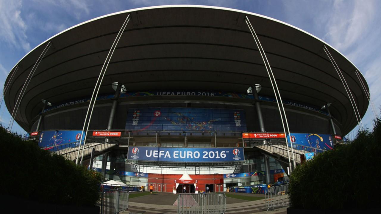 Euro 2016 el primer d a del torneo en im genes - Stade de france superficie ...