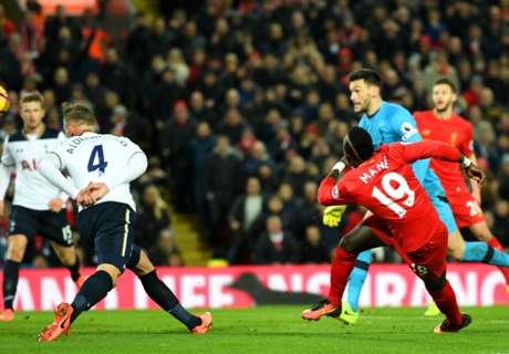 Liverpool-Tottenham 2-0: Mané-show