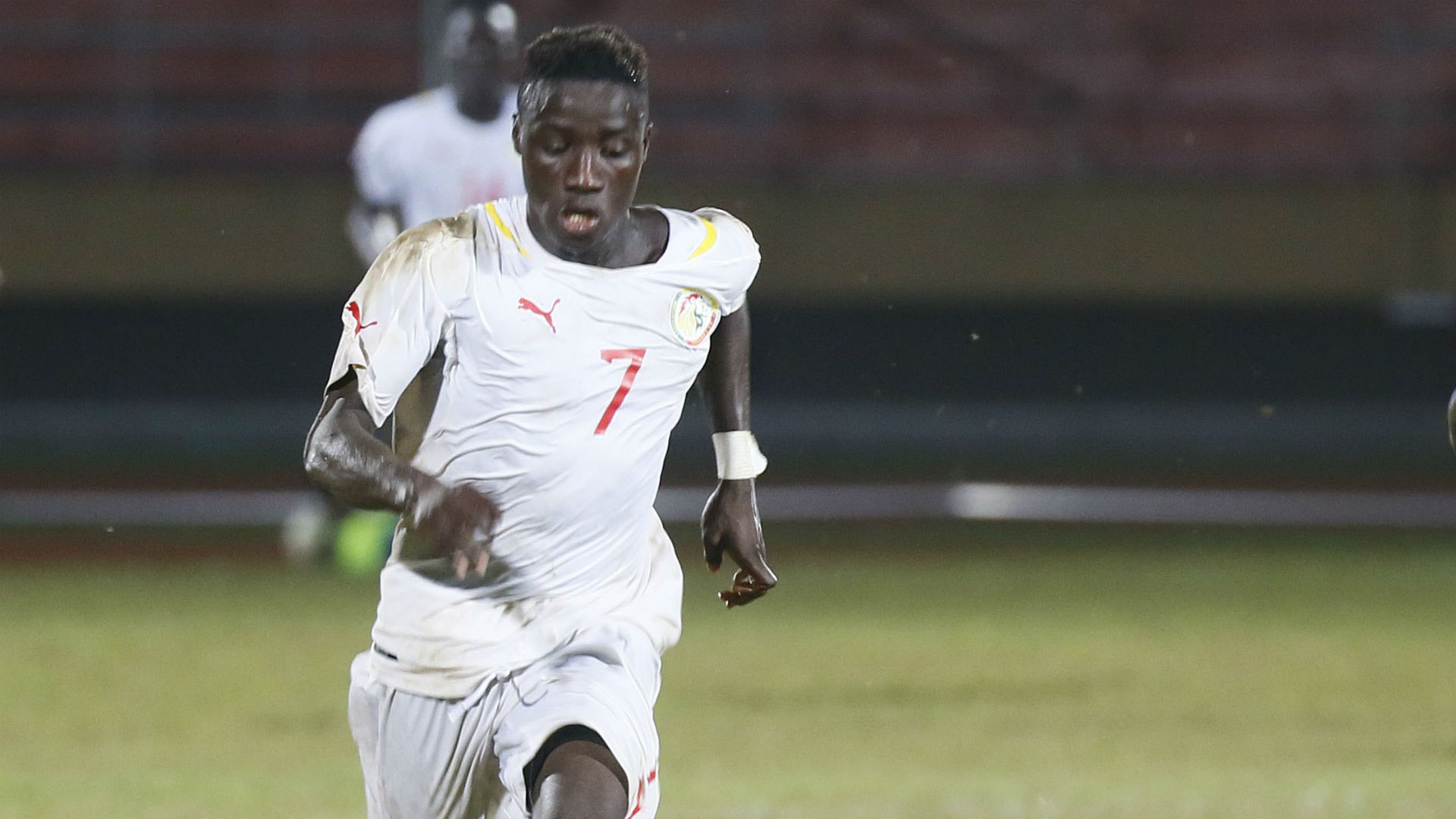 Senegal's Amadou Sagna sets fastest U20 World Cup goal record