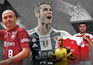 Bis zum 31. August können noch Transfers getätigt werden, einige aufsehenerregende Wechsel sind bereits fix. Goal präsentiert die neuen Nummern der Stars.