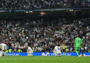 El gol del argentino destruyó a los jugadores del equipo de Zidane...