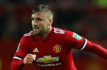 Shaw's belief never wavered despite Man Utd exit talk