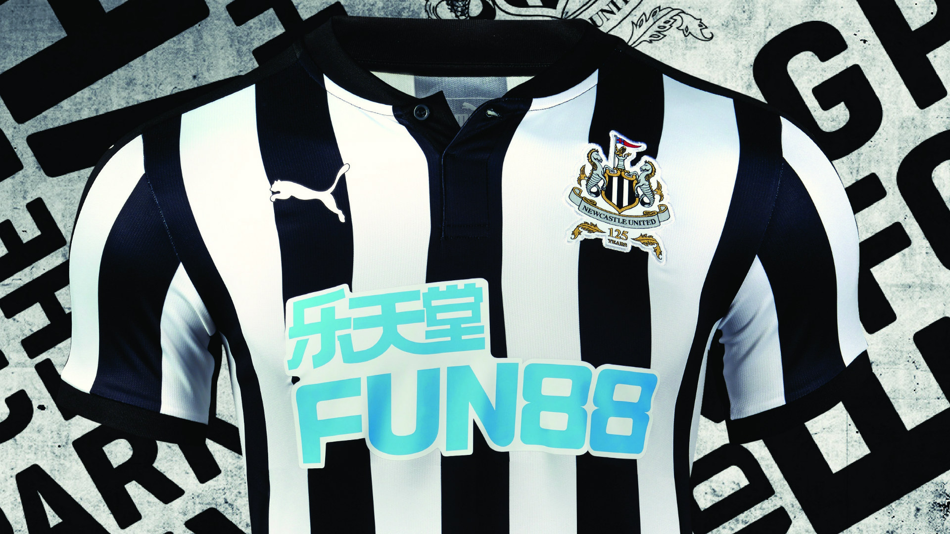 Newcastle home kit 17-18