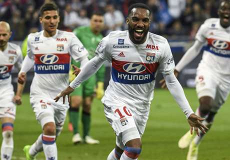 WATCH: Lacazette scores wondergoal