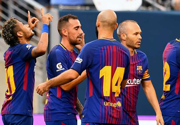تحضيرات برشلونة للموسم الجديد   تعرف على المباريات والمواعيد والقنوات الناقلة -