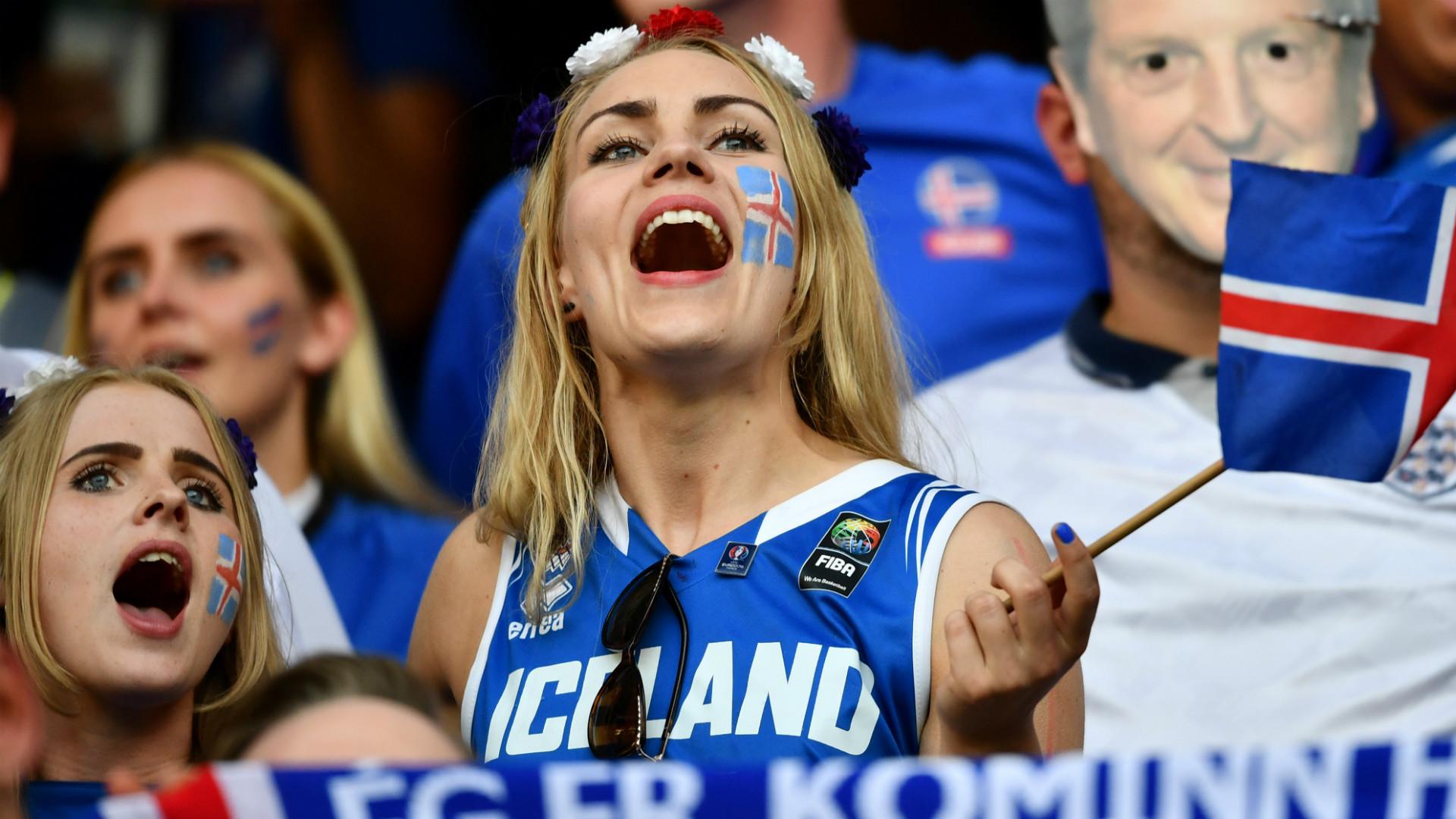 反胜英格兰入8强 冰岛继续奇迹之旅