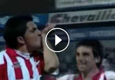 El gol más festejado por Enzo Pérez