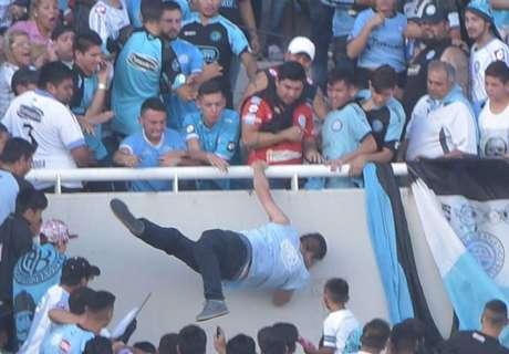 Belgrano espera sin sanción
