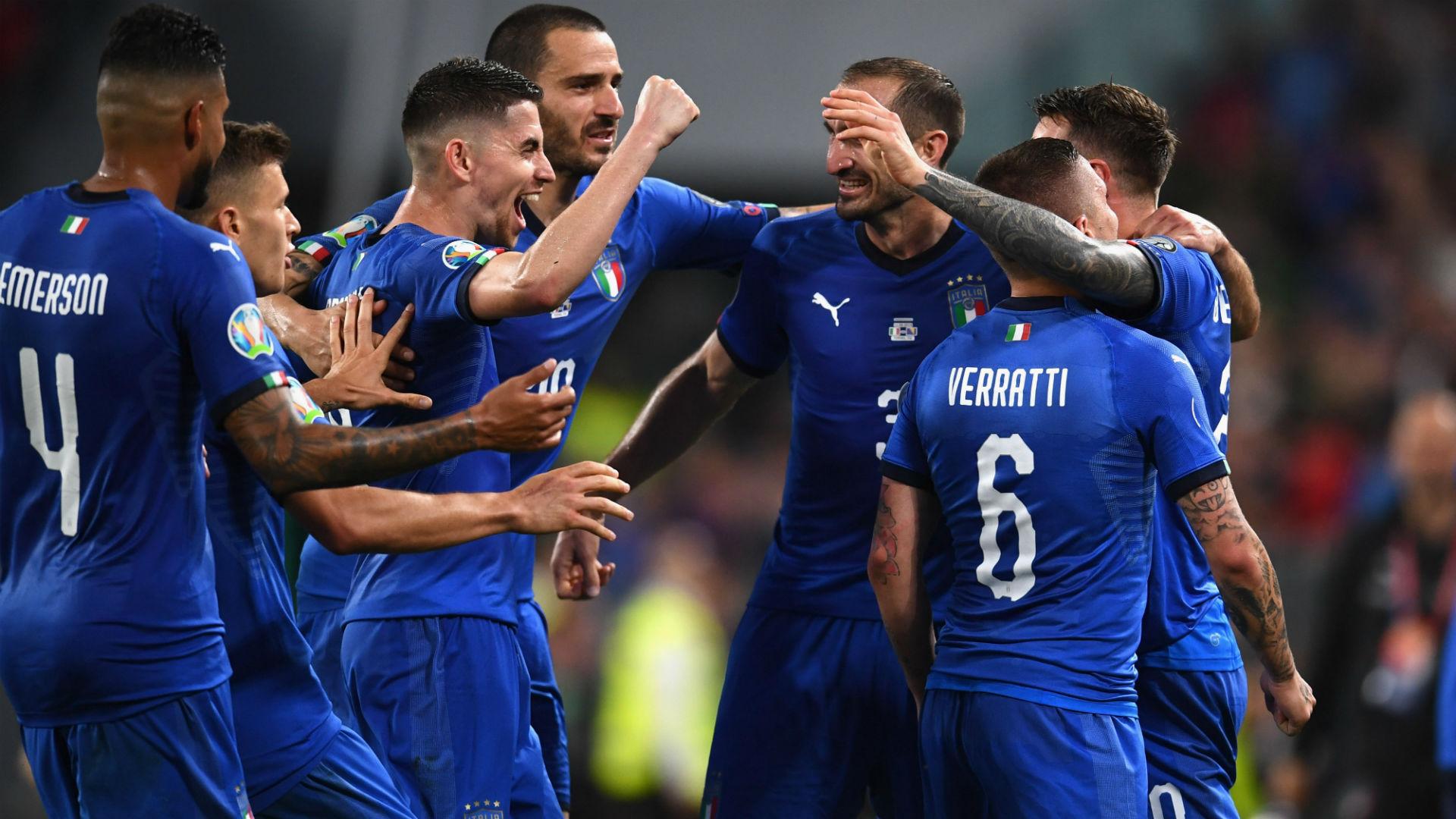 Qualifications Euro 2020 - La Turquie chute, l'Allemagne déroule et l'Italie assure