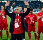 Bayern celebrate title win