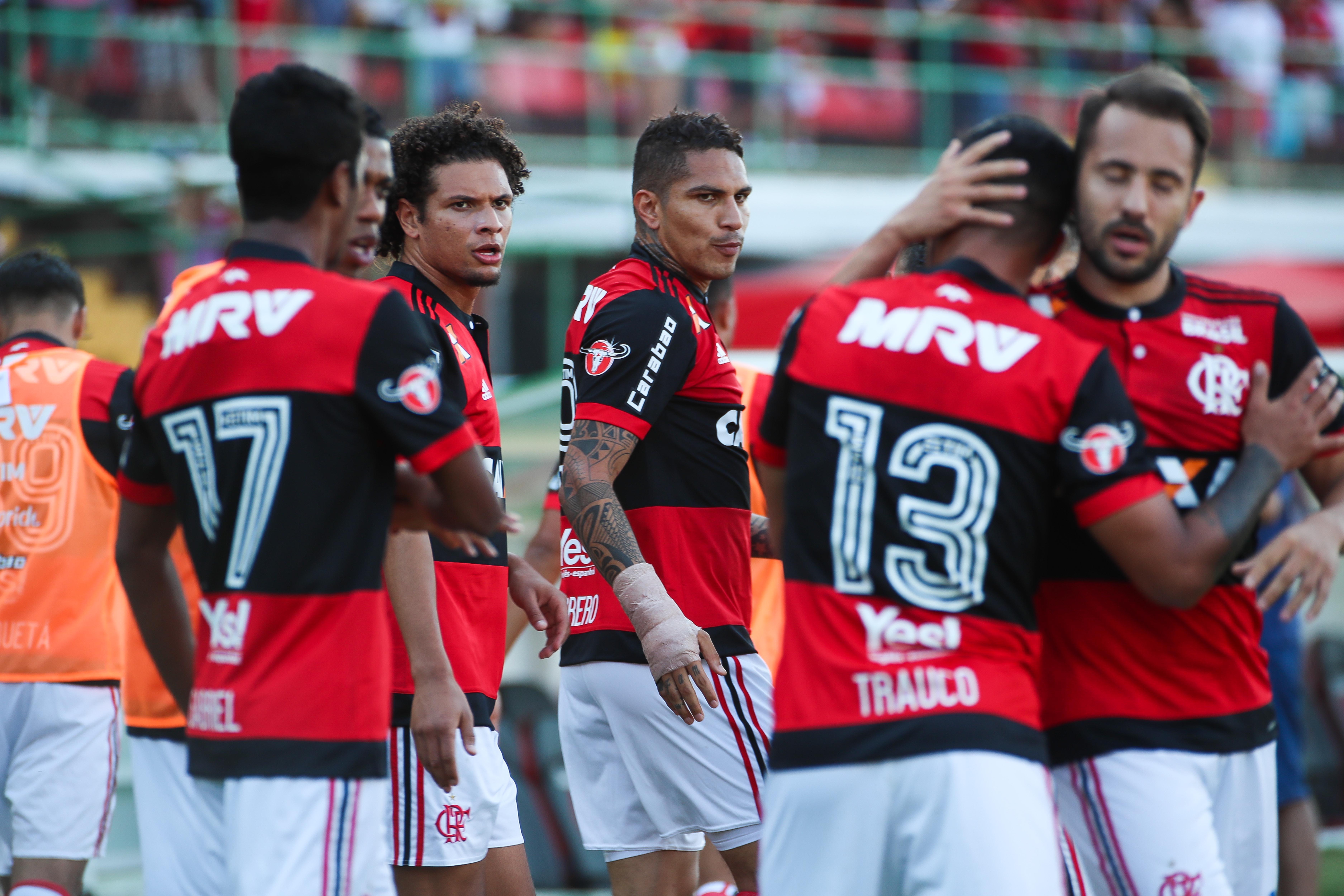 Flamengo Sport 17 09 2017