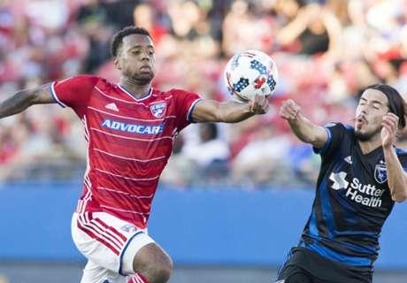 Dallas suffers first MLS loss