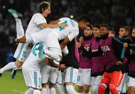 Real Madrid set record with CWC triumph