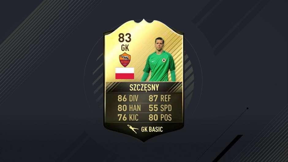 FIFA FUT Szczesny