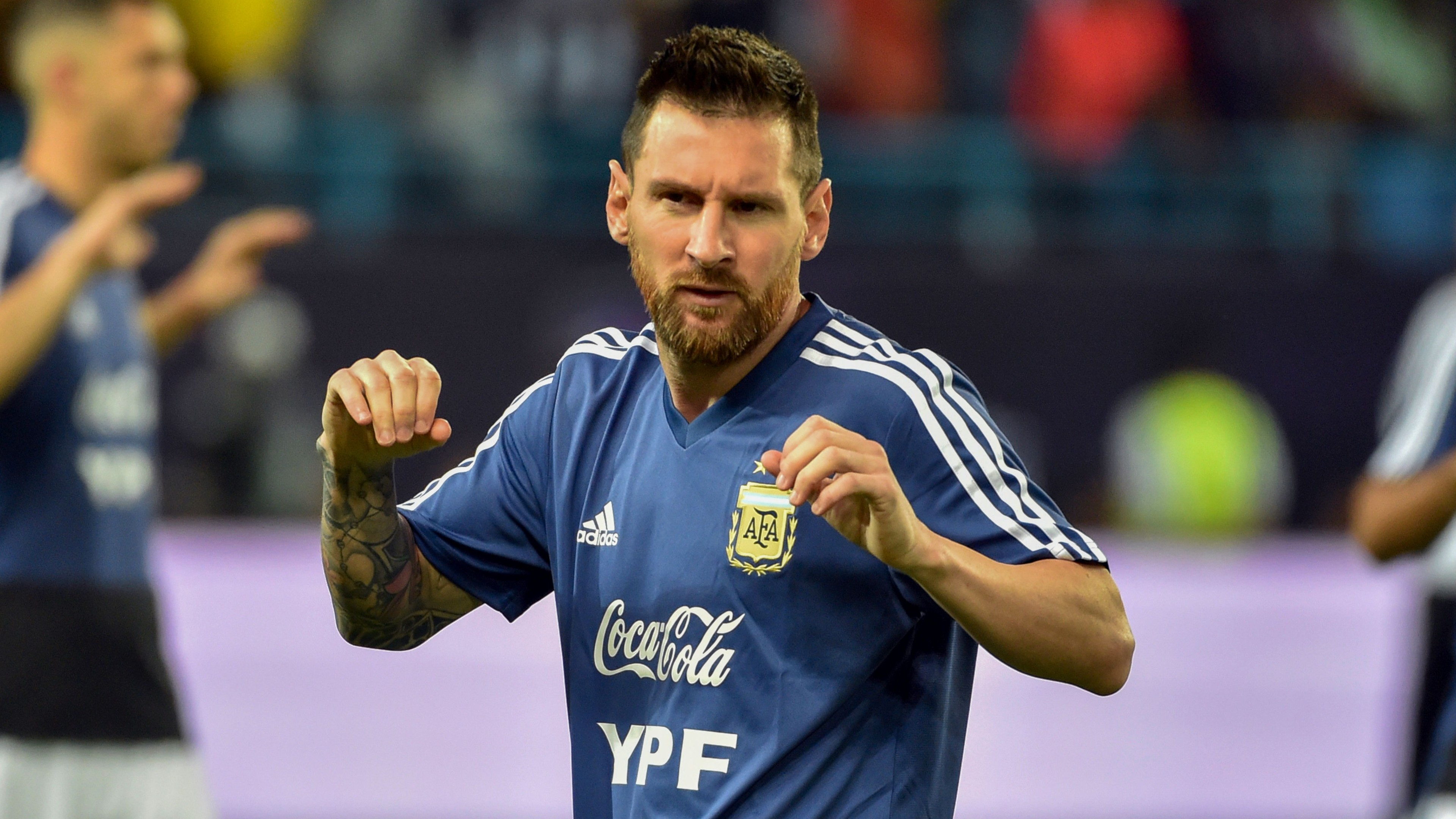 Argentina needs Copa America more than just Messi - Scaloni