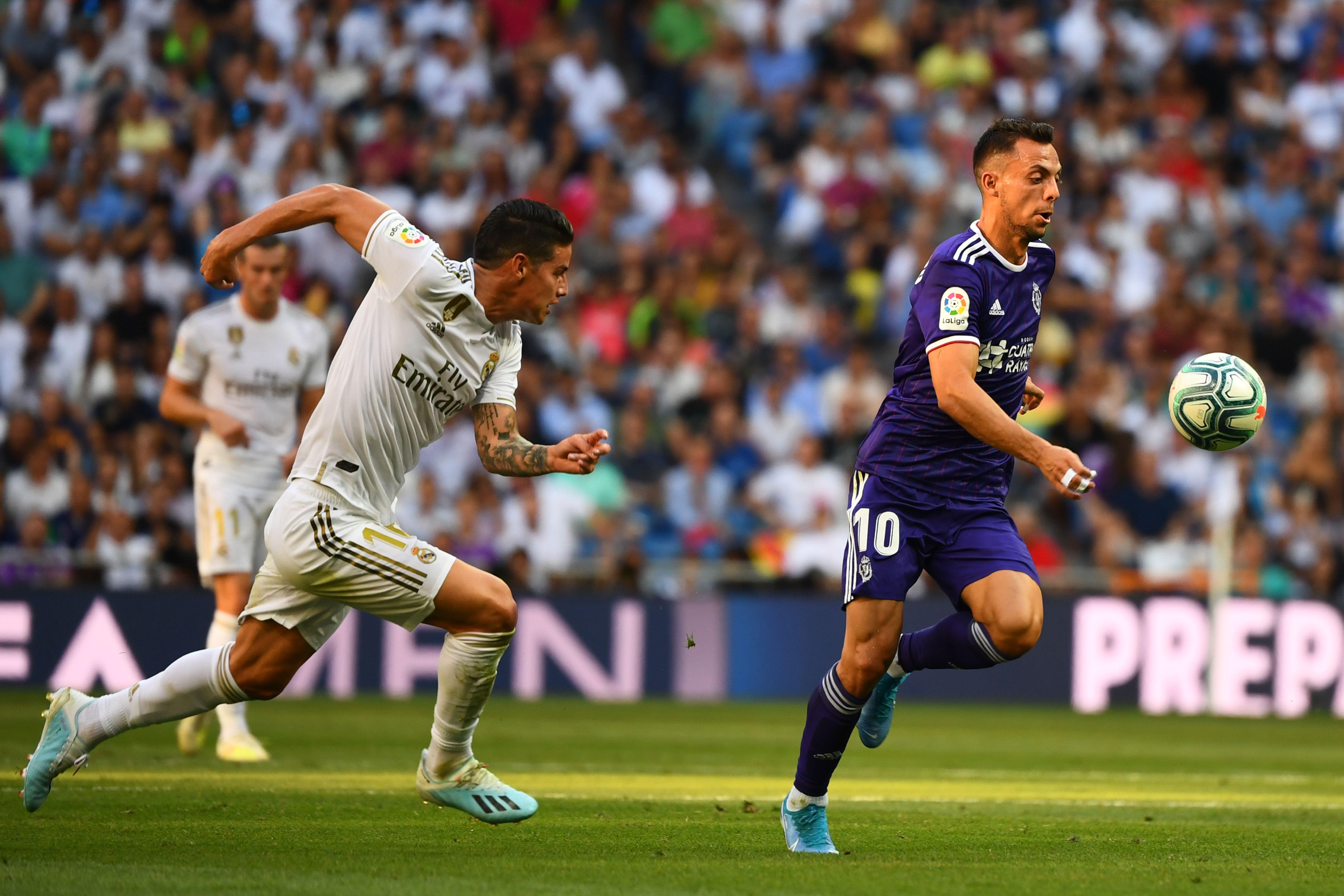 Real Madrid-Valladolid 1-1, Le Real concède le nul malgré Benzema