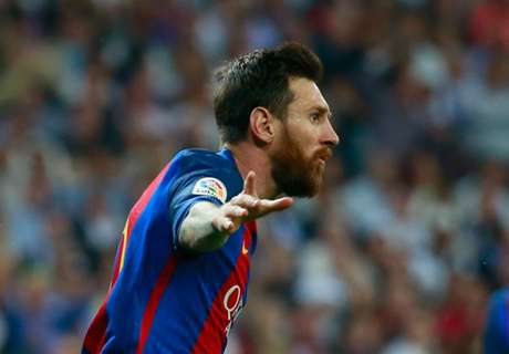 Messi scores 500th goal for Barcelona