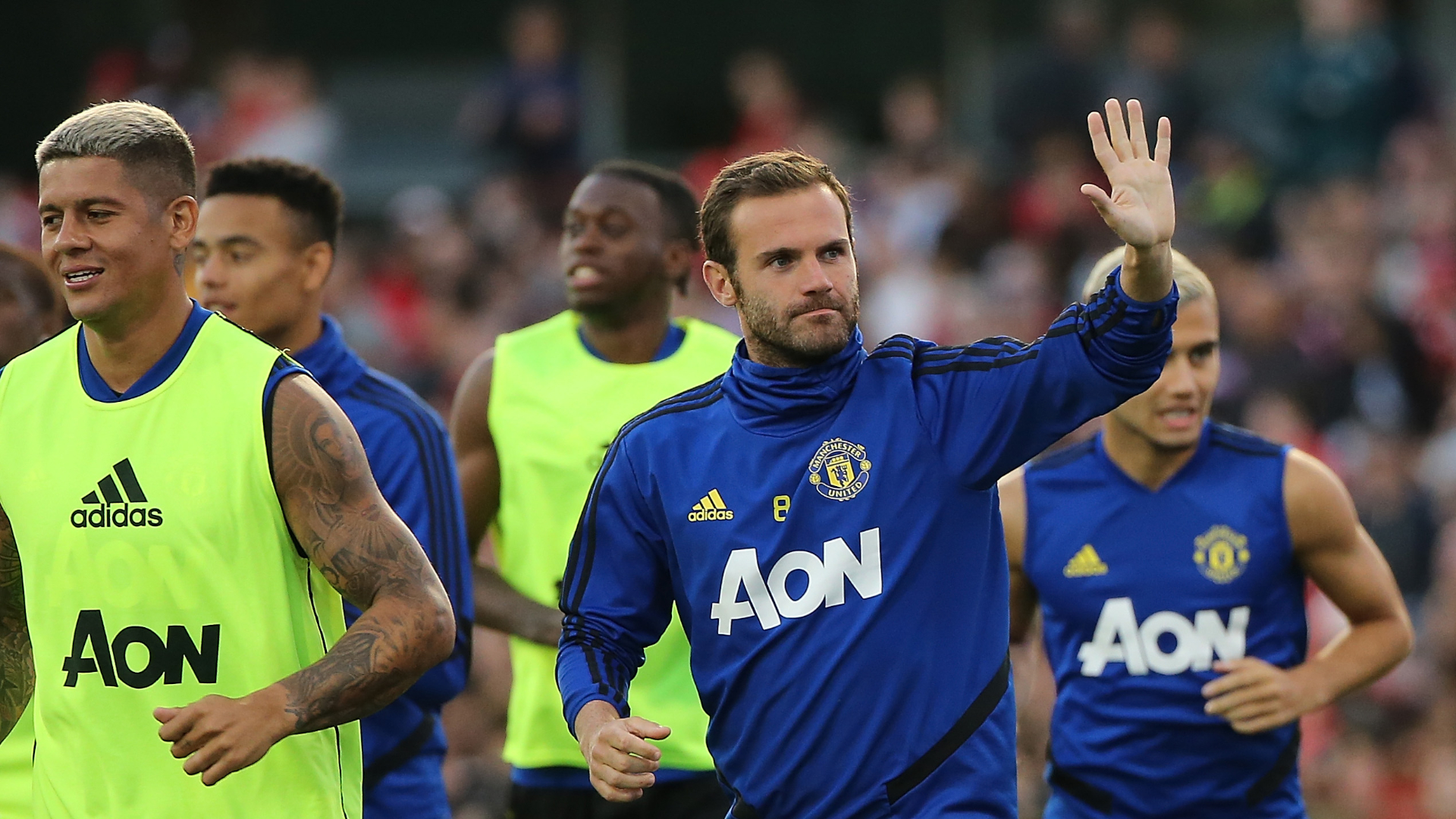 'We must raise our level' - Mata issues rallying cry to Man Utd team-mates after disappointing season