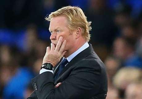 FC Everton: Trainer Koeman muss gehen