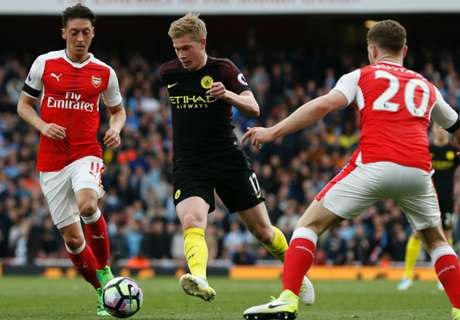 PREVIEW: Arsenal - Manchester City