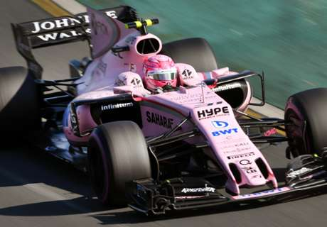 Palermo a Force India: