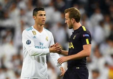 Kane: Ronaldo is a big role model of mine