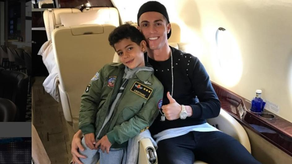 Cristiano Ronaldo laut Medien Vater von Zwillingspärchen