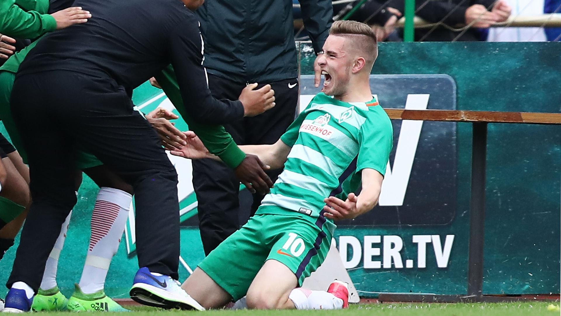 David Philipp Werder Bremen Dortmund U19 060717