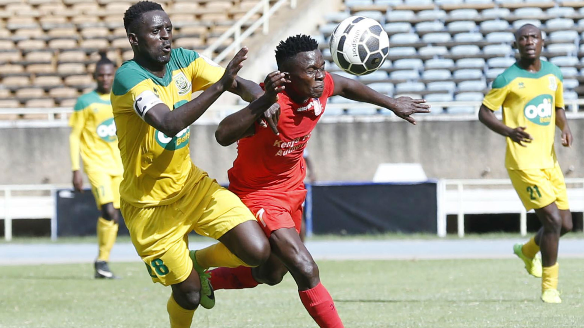 James Situma gives his thoughts regarding Wazito vs AFC Leopards