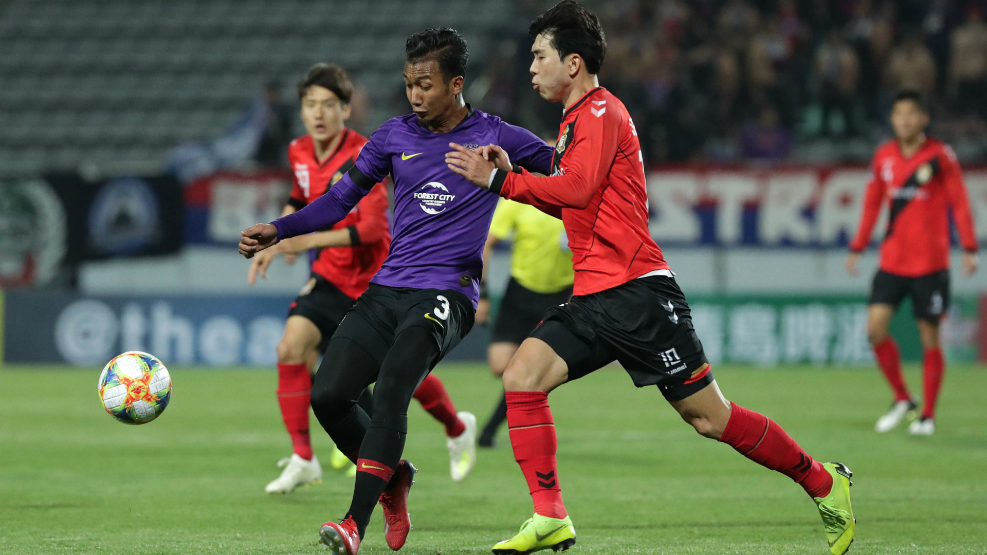 WATCH: All 6 of JDT's matches in the 2019 AFC Champions League