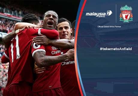 Liverpool Kembali Ke Eropa