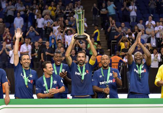 France are Star Sixes World champions