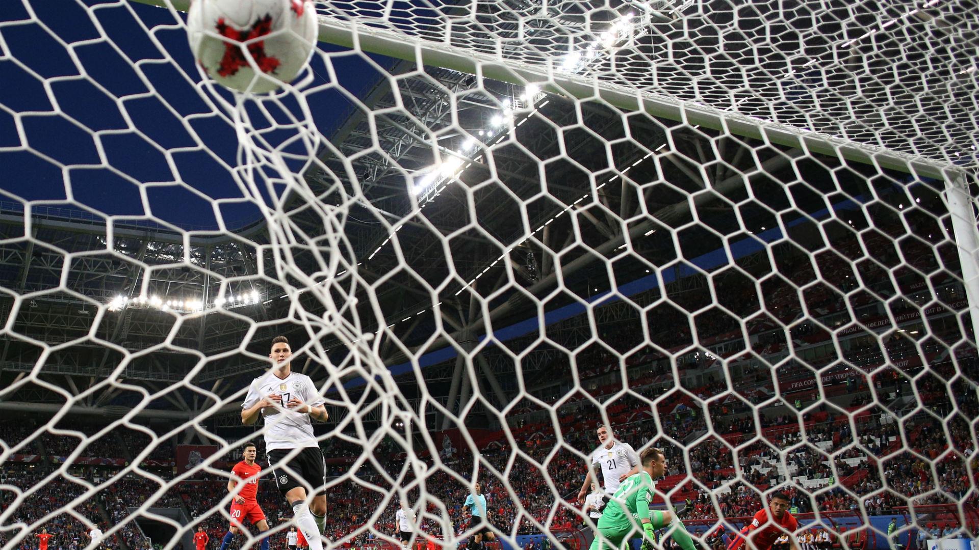 México ante Alemania; así quedaron las semifinales de Confederaciones
