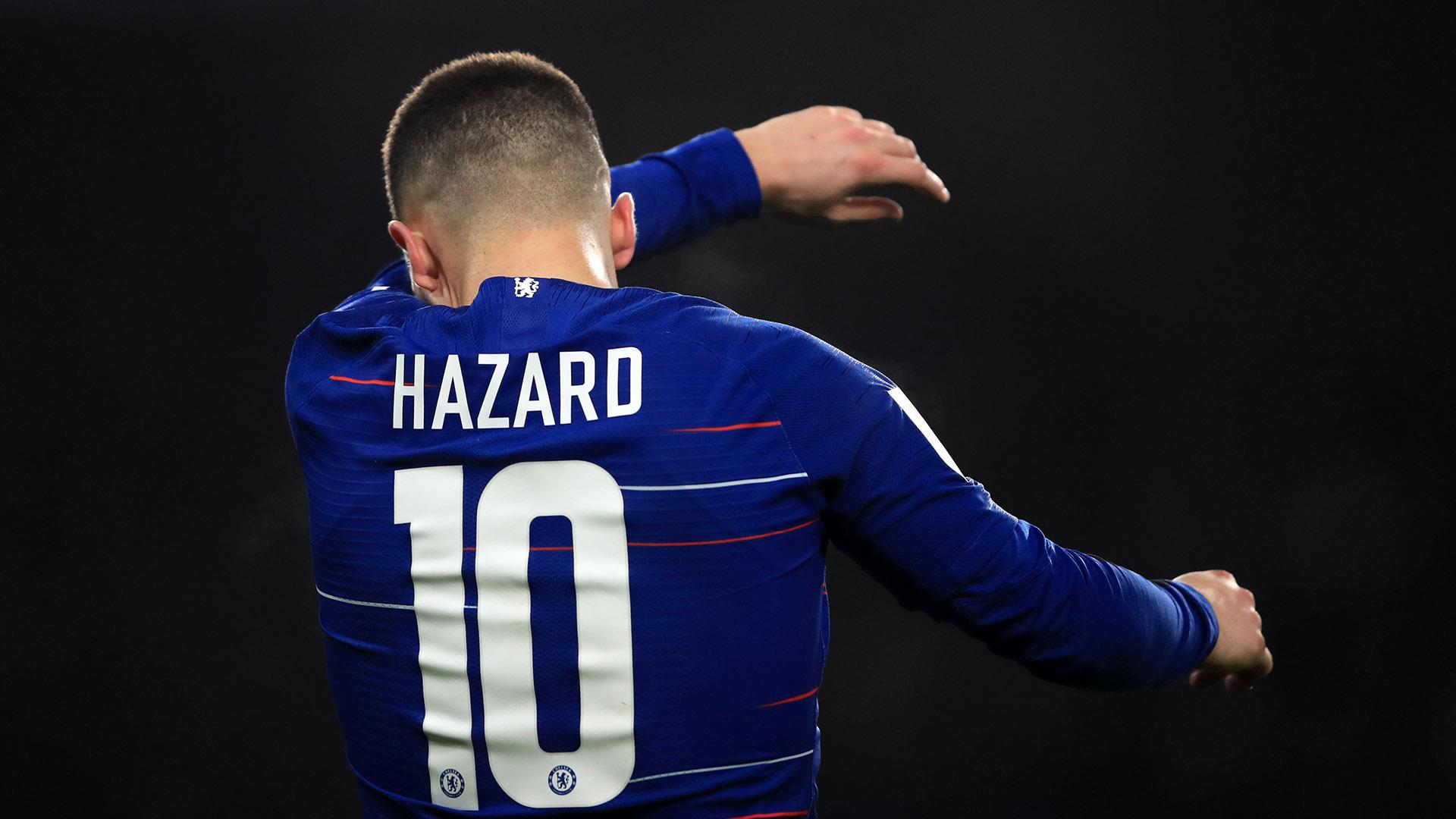 """Real Madrid, quand Modric interdit le 10 à Hazard : """"Il m'a dit de trouver un autre numéro"""""""