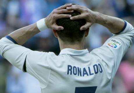 Could Ronaldo miss the Clasico?