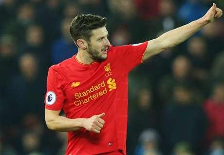 Lallana verlängert in Liverpool