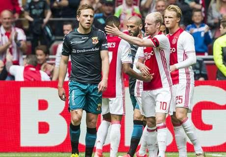 Ajax Hidupkan Asa Juara